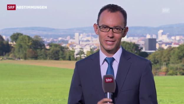 Video «Einschätzung von SRF-Korrespondent Georg Halter» abspielen