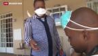 Video «Südafrika im Kampf gegen Tuberkulose» abspielen