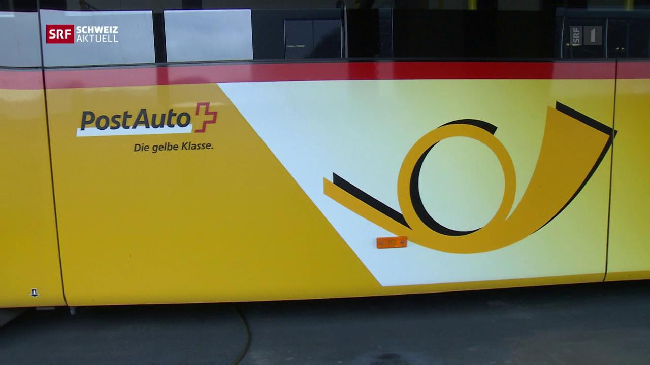Private Bus-Unternehmen klagen über Postauto