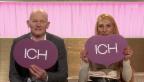 Video «Neue Liebe: Peter Müller und Svetlana De Rosa in «Ich oder Du»» abspielen