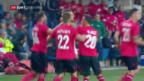 Video «Grosse Vorfreude bei Albanien» abspielen