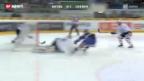 Video «Eishockey: Davos - Lugano» abspielen