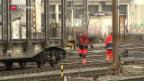 Video «Sperren und Zugsausfälle im neuen SBB-Fahrplan» abspielen