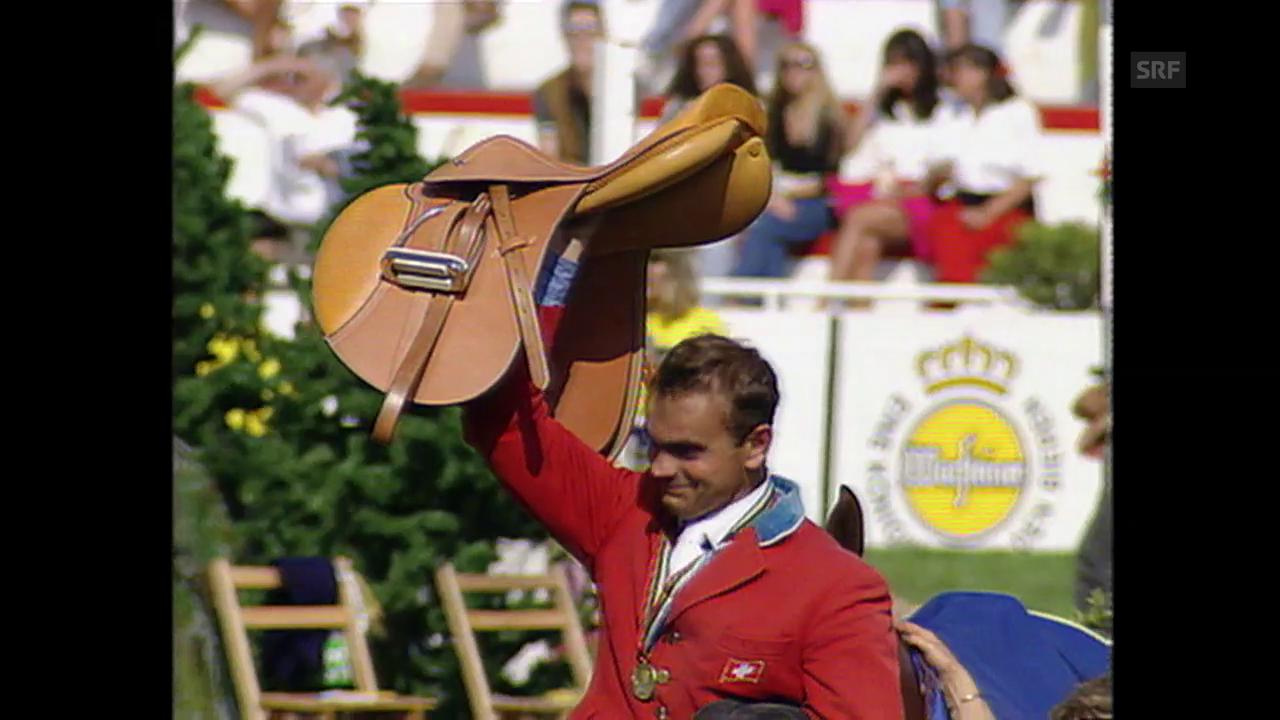 Willi Melliger campiun europeic 1993 a Gijon