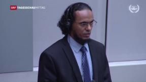 Video «Islamist bekennt sich schuldig» abspielen
