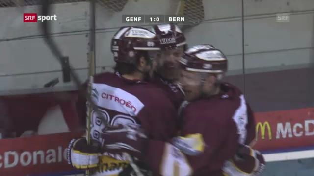 NLA-Playoffs: Genf - Bern