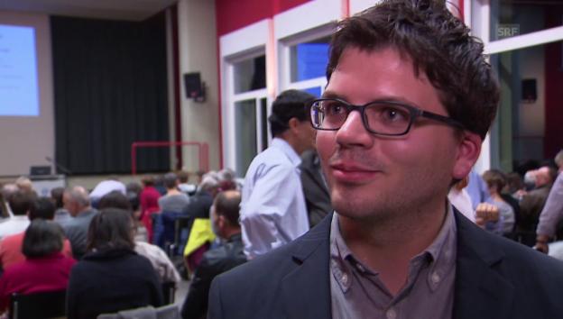 Video «Ursin Widmer ist neuer Gemeinderat von Felsberg» abspielen
