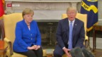Video «Bundeskanzlerin Angela Merkel in Washington» abspielen