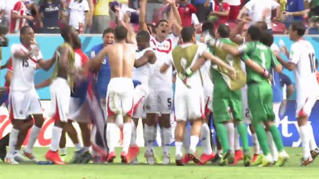 Video «Fussball: WM, Vorschau Costa Rica - Griechenland» abspielen