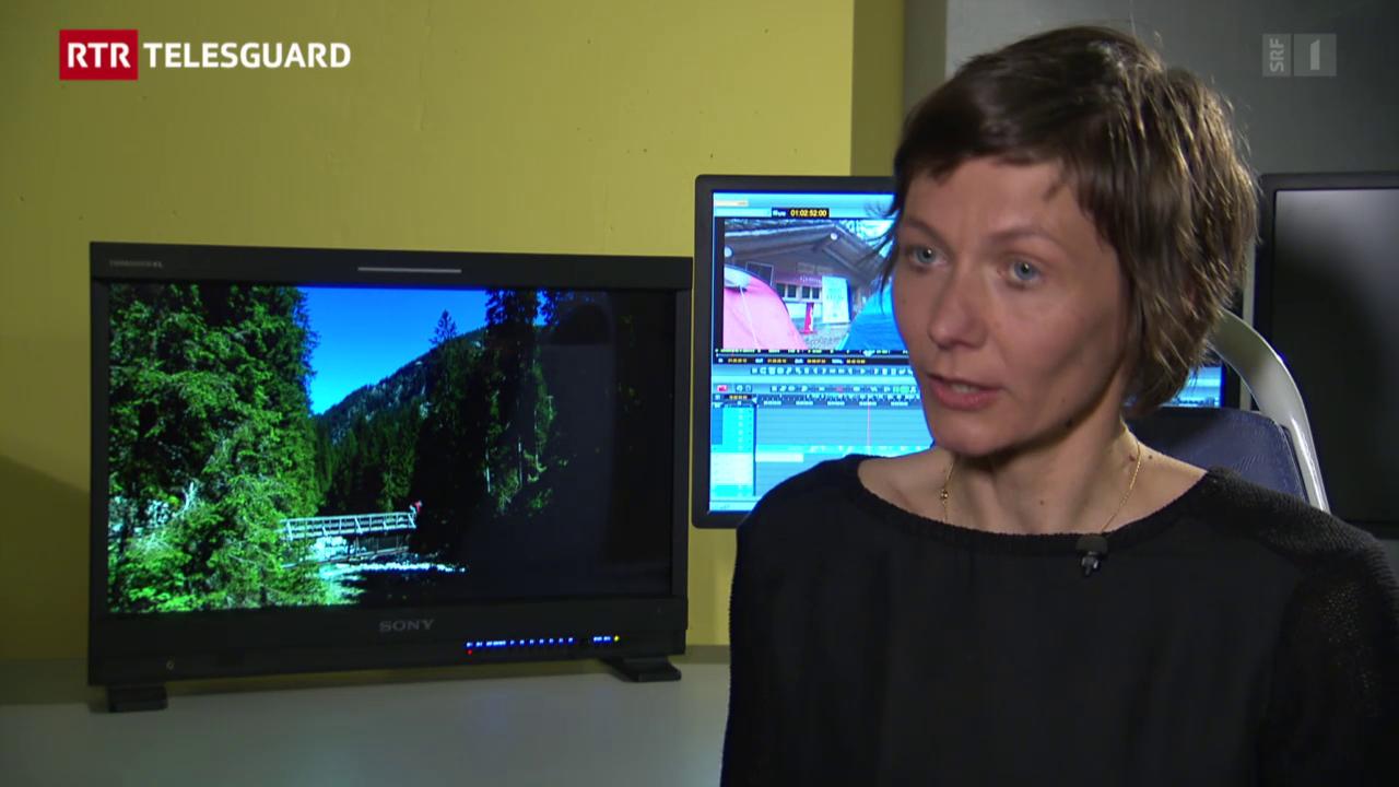 Premi schurnalistic SRG.R per Petra Rothmund