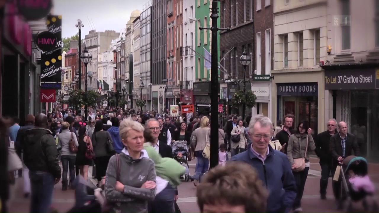 Irland – Musterschüler der Krisenstaaten (Europa-Serie Teil 1)