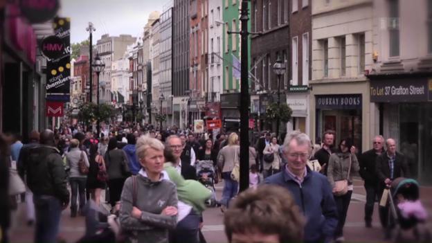 Video «Irland – Musterschüler der Krisenstaaten (Europa-Serie Teil 1)» abspielen