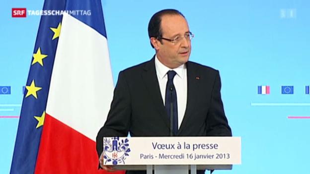 Video «Nur Verhandlungen können Mali Frieden bringen» abspielen