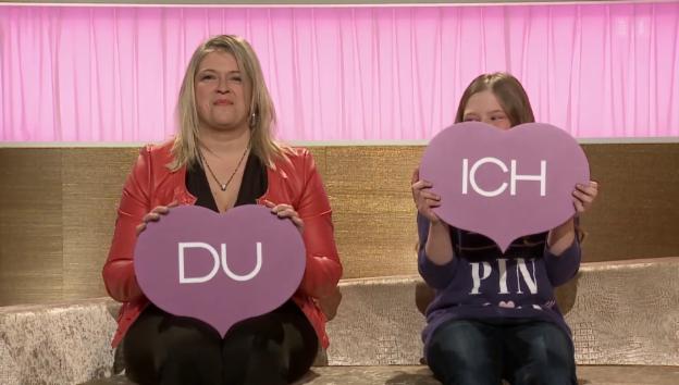 Video «Schlagersängerin Monique und Tochter Alexandra» abspielen