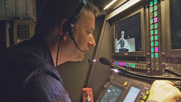 Video «Felix Bierich – der Zampano hinter den Opernkulissen» abspielen