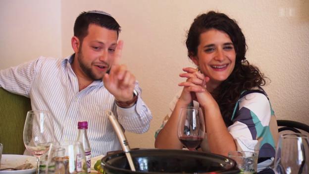 Video «Göttlich speisen – Wie die multireligiöse Schweiz isst» abspielen