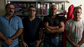 Video «Alt und ausrangiert: Bauarbeiter fürchten um Rente 60 » abspielen
