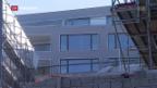 Video «Rekord: Mehr als 70'000 Wohnungen leer» abspielen
