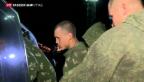 Video «Zweiter russischer Hilfskonvoi und Gefangenenaustausch» abspielen