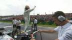 Video «Formel 1: Qualifying zum GP von Ungarn» abspielen