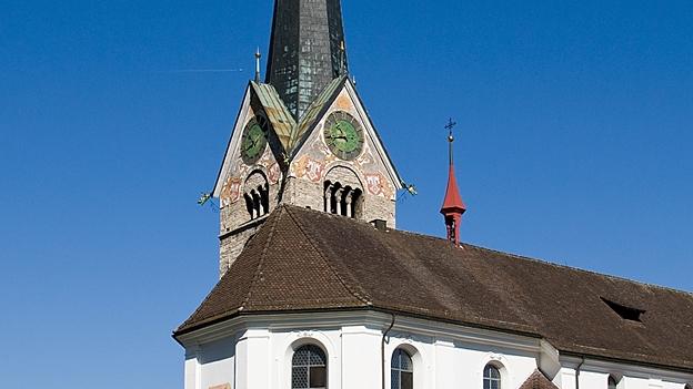 Glockengeläut der Kirche St. Peter und Paul, Stans