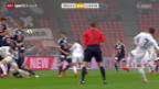 Video «Fussball: Super League, Zürich - Luzern» abspielen