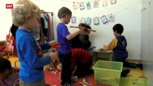 Video «Unmut bei den Freiburger Lehrern» abspielen