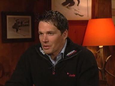 Video «Ski-WM in Bormio: Ratloser Bruno Kernen» abspielen