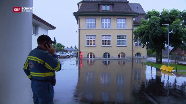 Video «Schweiz aktuell vom 08.06.2016» abspielen