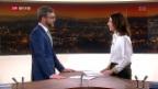 Video «FOKUS: Studiogespräch mit USA-Korrespondent Peter Düggeli» abspielen