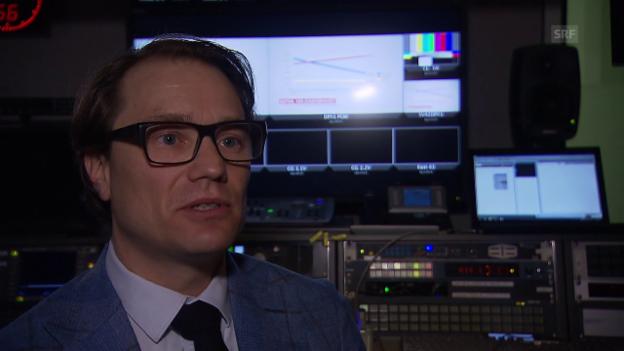 Video «Golder: «Wir beobachten einen eigentlichen Swissness-Trend»» abspielen