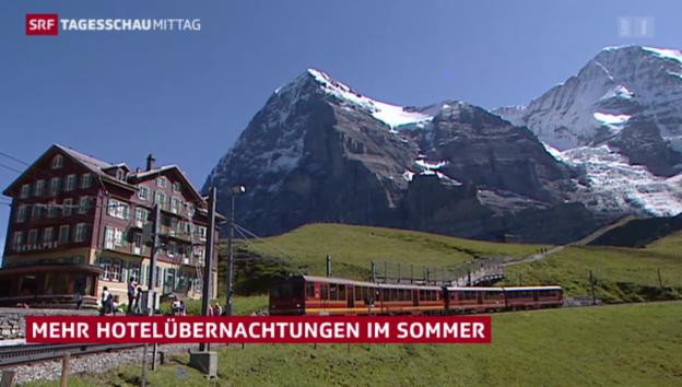 Video «Mehr Übernachtungen im Sommer» abspielen