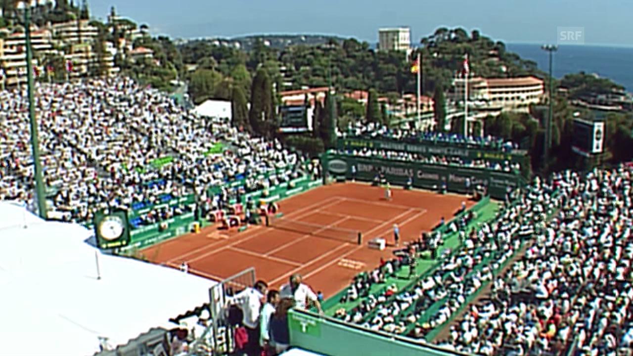 Federers nächster Anlauf in Monte Carlo