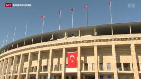 Video «Türkische Präsidentschaftswahlen mit zwei Premieren» abspielen
