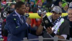 Video «Seattle Seahawks gewinnen Super Bowl» abspielen