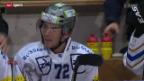 Video «Eishockey: Fribourg - Zug» abspielen