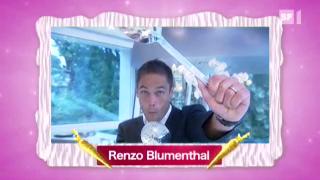 Goldenes Rüebli mit Renzo Blumenthal
