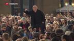 Video «Singende Flüchtlinge» abspielen