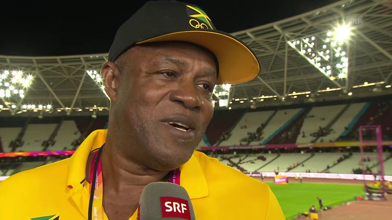 Bolts Vater: «Er wusste, dass er einmal verlieren würde» (engl.)