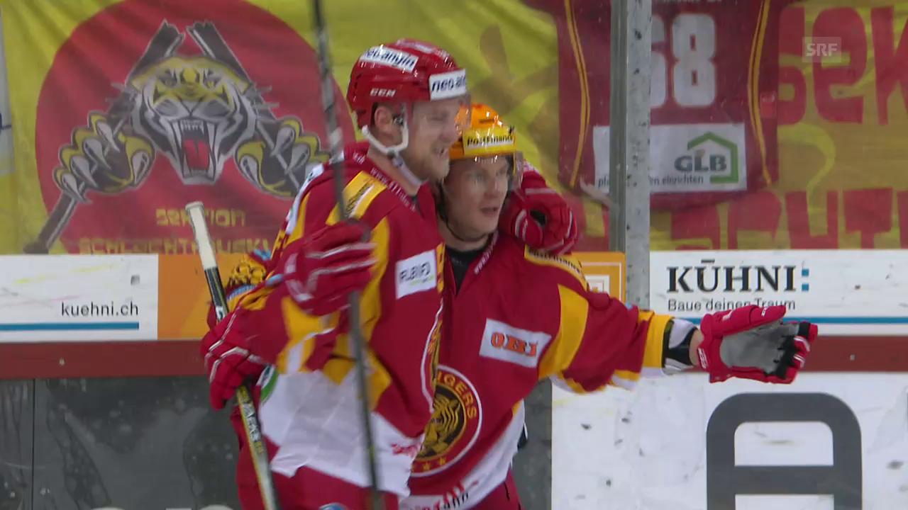 4 Skorerpunkte: Antti Erkinjuntti Matchwinner gegen Ambri