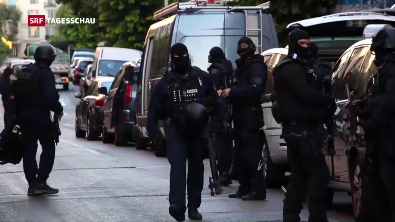 IS beansprucht Attentat in NIzza für sich