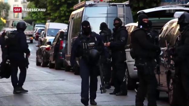 Video «IS beansprucht Attentat in NIzza für sich» abspielen
