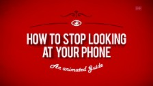 Video «How To Stop Looking At Your Phone» abspielen