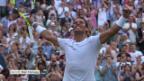 Video «Murray und Nadal siegen problemlos» abspielen