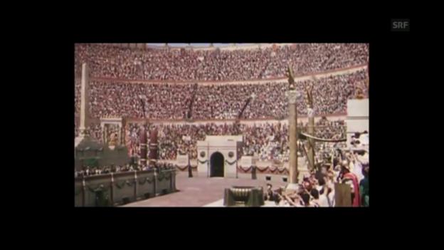 Video «Trailer zum Film «Quo Vadis» (1951)» abspielen