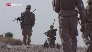 Video «Neue Afghanistan-Strategie» abspielen