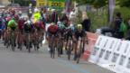 Video «Viviani Sprintsieger in Payerne» abspielen