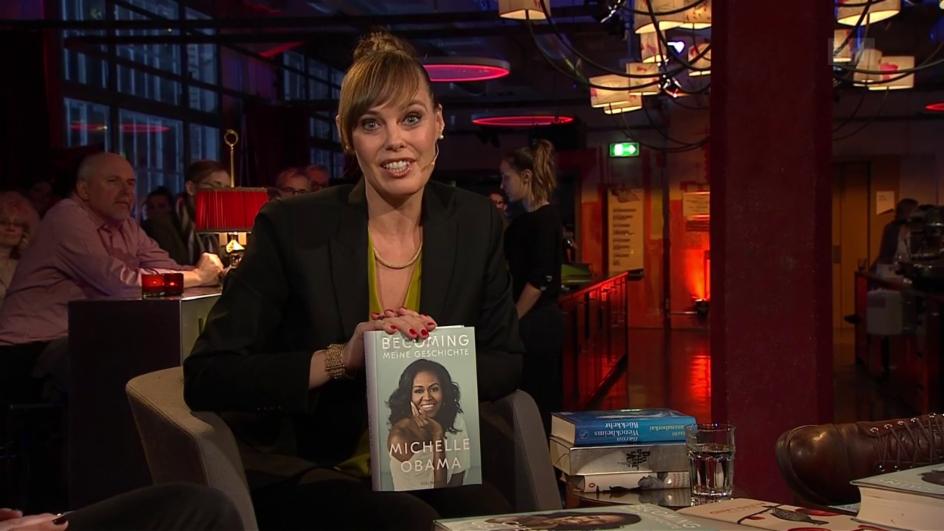 Video «Lieblingsbücher und Federer-Momente: Literaturclub im Dezember» abspielen