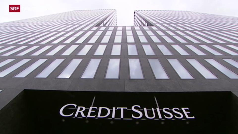 Credit Suisse enttäuscht trotz guter Zahlen