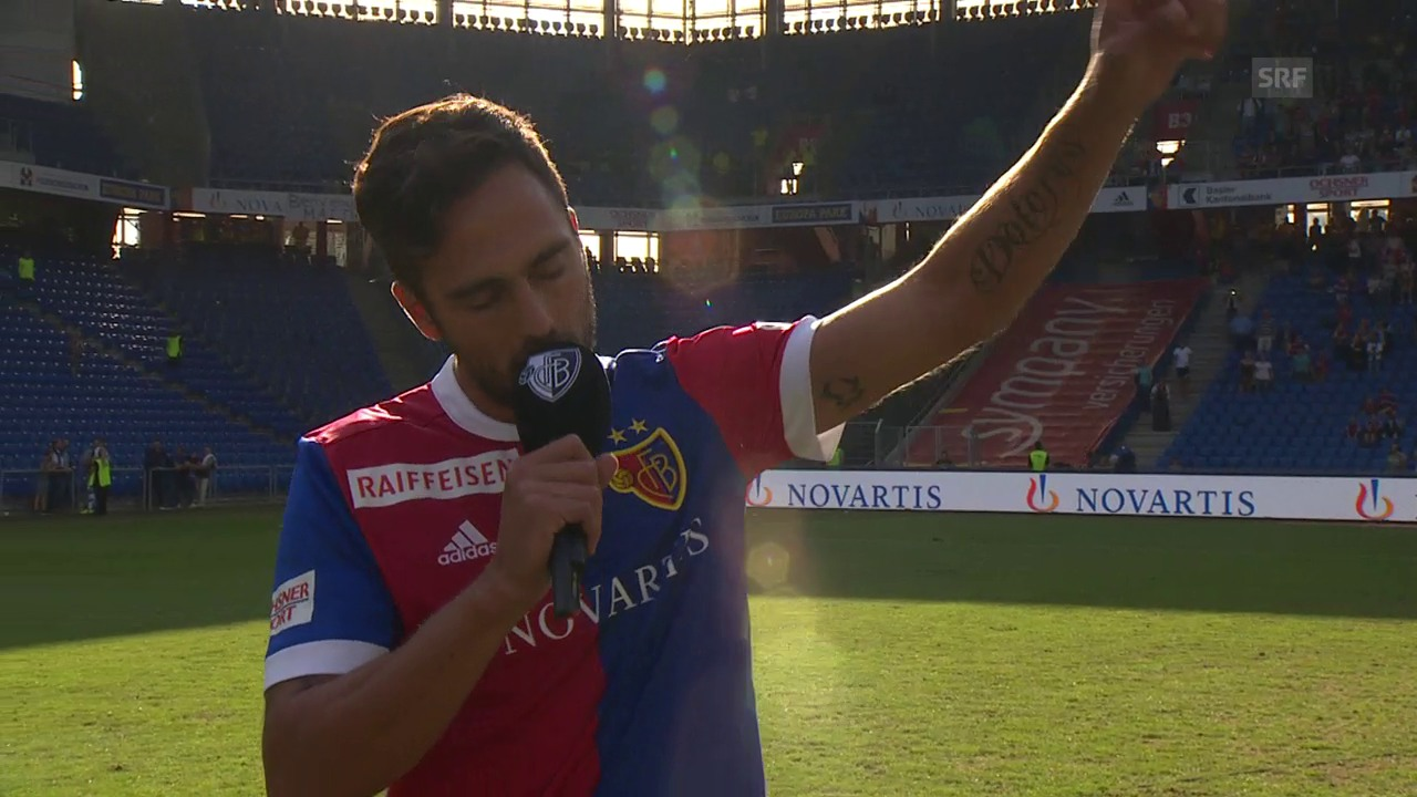Basel sagt Delgado «adiós»